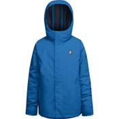 Orage Dub Boys Ski Jacket, Emperor Blue, medium