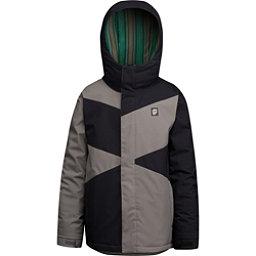 Orage Dub Boys Ski Jacket, Black, 256