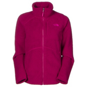 The North Face Sheepeater Full Zip Womens Jacket, Dramatic Plum, medium