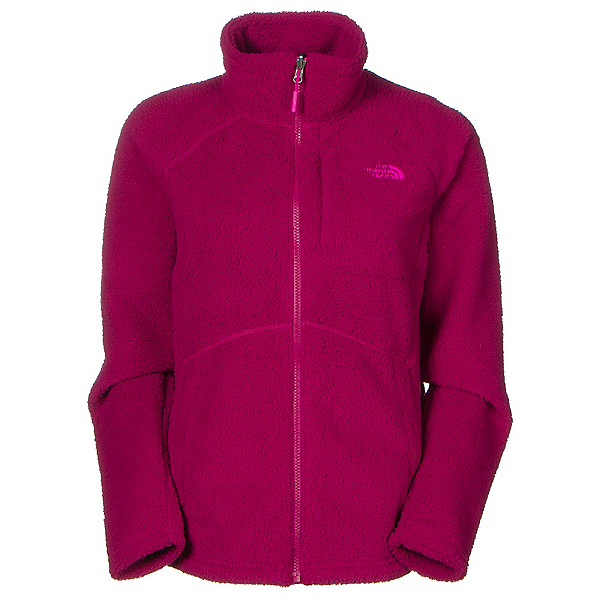 The North Face Sheepeater Full Zip Womens Jacket, Dramatic Plum, 600