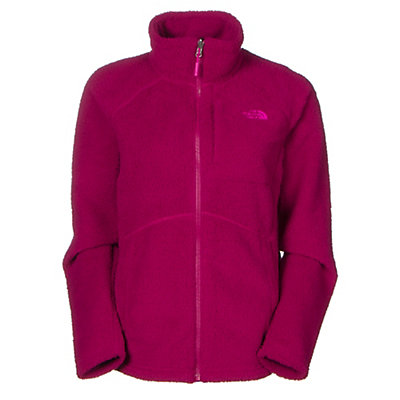 The North Face Sheepeater Full Zip Womens Jacket, Dramatic Plum, viewer