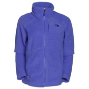 The North Face Sheepeater Full Zip Womens Jacket, Starry Purple, medium