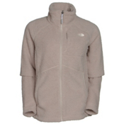 The North Face Sheepeater Full Zip Womens Jacket, Flax, medium