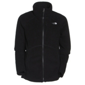 The North Face Sheepeater Full Zip Womens Jacket, TNF Black, medium