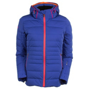 Descente Annie Womens Insulated Ski Jacket, Royal Blue, medium