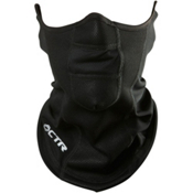 Chaos Mistral Neck/Face Protector Neck Warmer, Black, medium