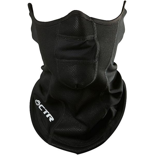 Chaos Mistral Neck/Face Protector Neck Warmer, Black, 600