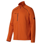 Mammut Aconcagua Light Mens Mid Layer, Dark Orange, medium