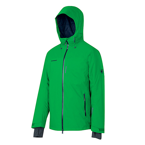 Mammut Bormio HS Hooded Mens Insulated Ski Jacket, , 600