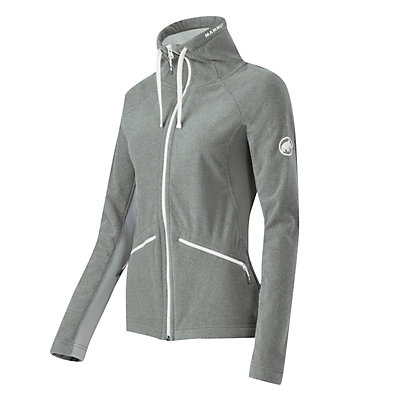 Mammut Niva Jacket Womens Mid Layer, Icelandic Melange, viewer