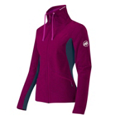Mammut Niva Jacket Womens Mid Layer, Radiance Melange, medium