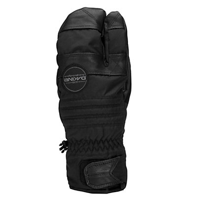 Dakine Fillmore Trigger Mittens, Black, viewer