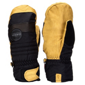 Dakine Fillmore Mittens, Black-Tan, medium