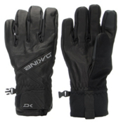 Dakine Daytona Gloves, Black, medium