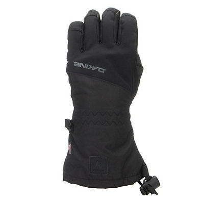 Dakine Rover Kids Gloves, Black, viewer