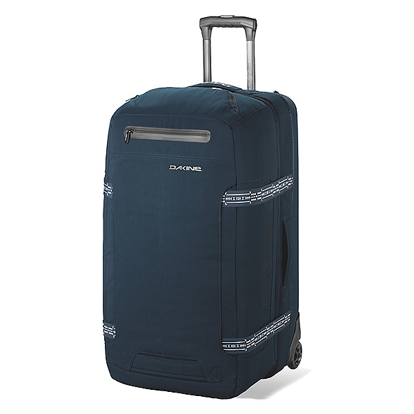 Dakine DLX Roller 80L Bag, Navy Canvas, 600