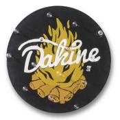 Dakine Circle Mat Stomp Pad, Campfire, medium