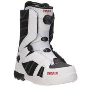 ThirtyTwo STW Boa Snowboard Boots 2016, White, medium