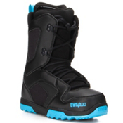 ThirtyTwo Exit Snowboard Boots, Black-Blue, medium