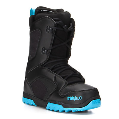 ThirtyTwo Exit Snowboard Boots, Black-Blue, viewer