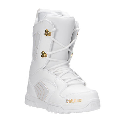 ThirtyTwo Exit Womens Snowboard Boots, White, viewer