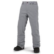 Volcom Freakin Snow Chino Mens Snowboard Pants, Grey, medium