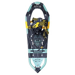 Atlas Elektra Access Snowshoes, Black-Blue, 256