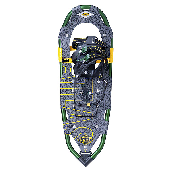 Atlas Access Snowshoes, Gray-Green, 600