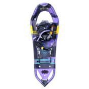 Atlas Elektra Treeline Snowshoes, Black-Purple, medium