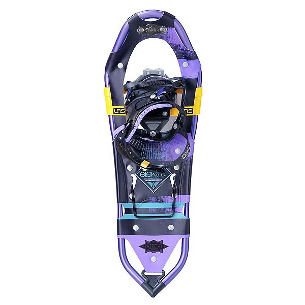 Atlas Elektra Treeline Snowshoes, Black-Purple, 600