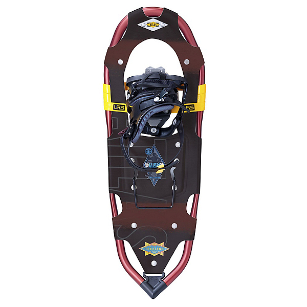 Atlas Treeline Snowshoes, Black-Brown, 600