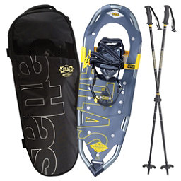 Atlas Rendezvous Kit Snowshoes, Gray-Yellow, 256