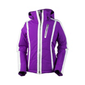 Obermeyer Cortina Womens Insulated Ski Jacket, Freesia, medium