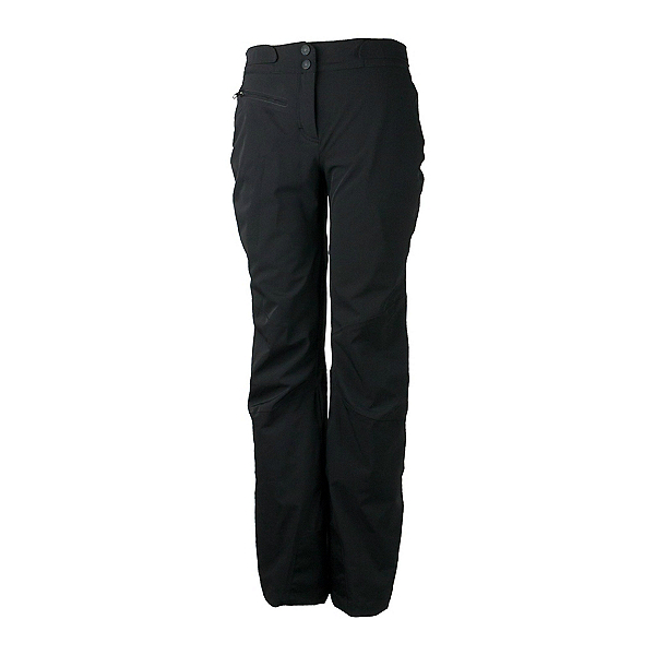 Obermeyer Warrior (Short) Womens Ski Pants, Black, 600