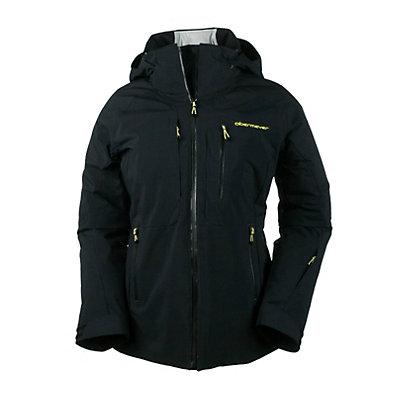 Obermeyer Vertigo Womens Insulated Ski Jacket, Black, viewer