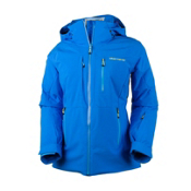 Obermeyer Vertigo Womens Insulated Ski Jacket, Sonic Blue, medium