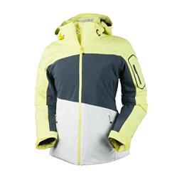 Obermeyer Luna Womens Insulated Ski Jacket, Daffodil, 256
