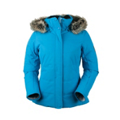 Obermeyer Tuscany Petite Womens Insulated Ski Jacket, Bluebird, medium
