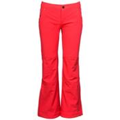Obermeyer Angel Womens Ski Pants, Day Glow Pink, medium