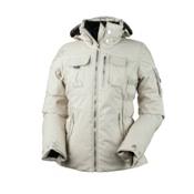 Obermeyer Leighton Luxe Petite Womens Insulated Ski Jacket, Iced Gold, medium
