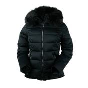 Obermeyer Bombshell (Petite) Womens Insulated Ski Jacket, Black, medium