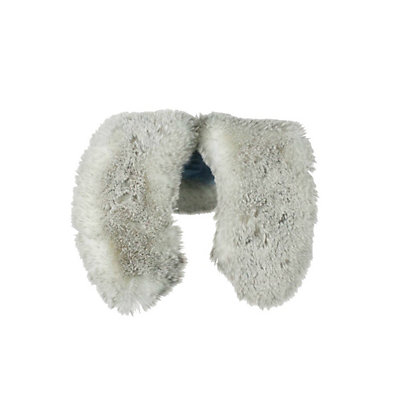 Obermeyer Faux Fur Component, Chinchilla, viewer