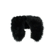 Obermeyer Faux Fur Component, Black Mink, medium