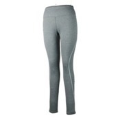 Obermeyer Sublime 150 Womens Long Underwear Pants, Heather Grey, medium