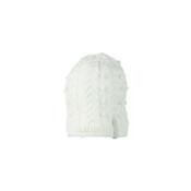 Obermeyer Pearl Knit Hat Womens Hat, White, medium