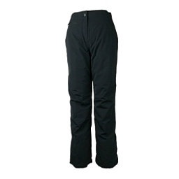 Obermeyer Sugarbush Stretch Pant (Short) Womens Ski Pants, Black, 256