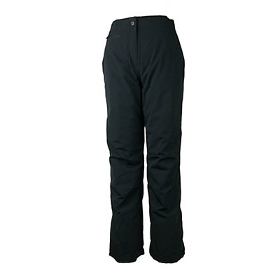 Obermeyer Sugarbush Stretch Pant (Short) Womens Ski Pants, Black, viewer