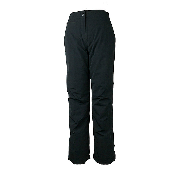 Obermeyer Sugarbush Stretch Pant (Short) Womens Ski Pants, Black, 600