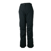 Obermeyer Sugarbush Stretch (Long) Womens Ski Pants, Black, medium