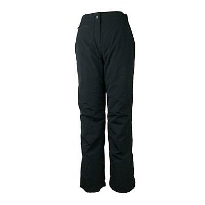 Obermeyer Sugarbush Stretch (Long) Womens Ski Pants, Black, viewer